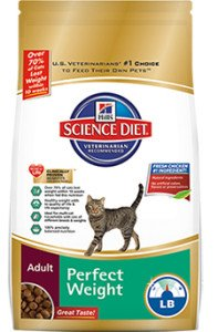 Hill's Perfect Weight dry food