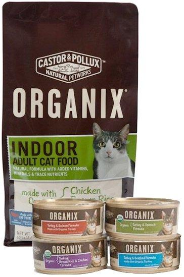 Castor Pollux Cat Food Reviews