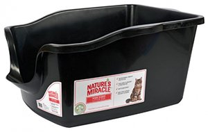 Nature's Miracle High-Sided Litter Pan